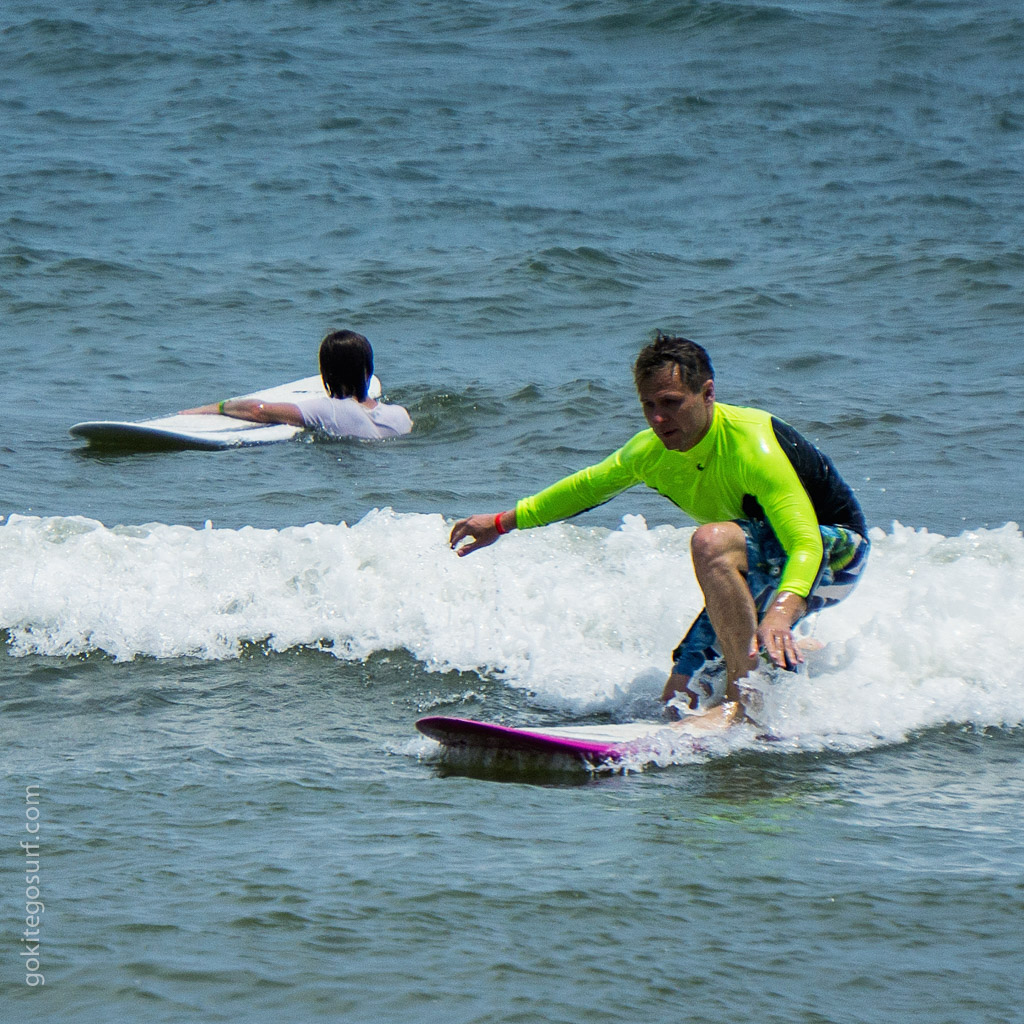 Try-out Surfing Lesson