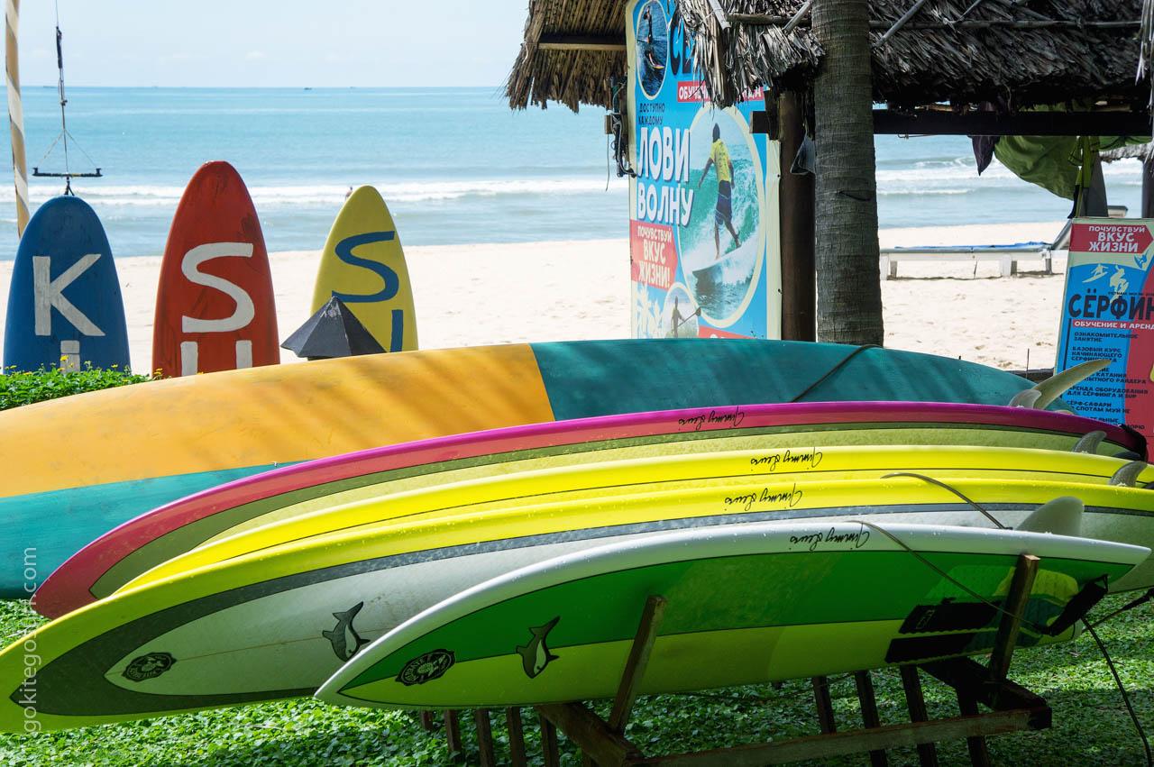 Школьные доски для серфинга