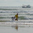 Morning Wavespot Swell in Muine